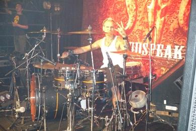 Marty Friedman European And Japan Tour 39 07